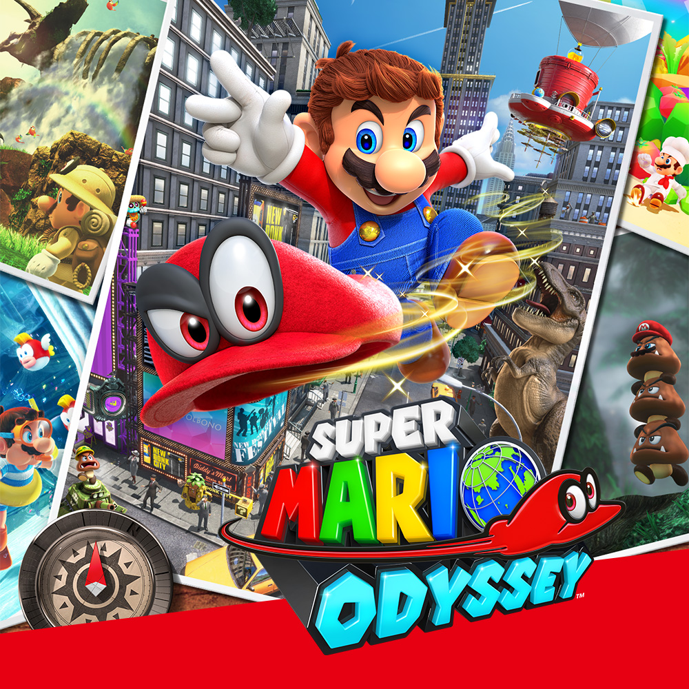 Treehouse Live jump into Super Mario Odyssey's co-op mode and more