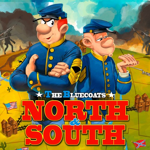 The Bluecoats North & South
