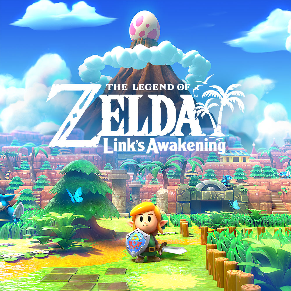 Descobre mais sobre as Chamber Dungeons de The Legend of Zelda: Link's Awakening com Eiji Aonuma!