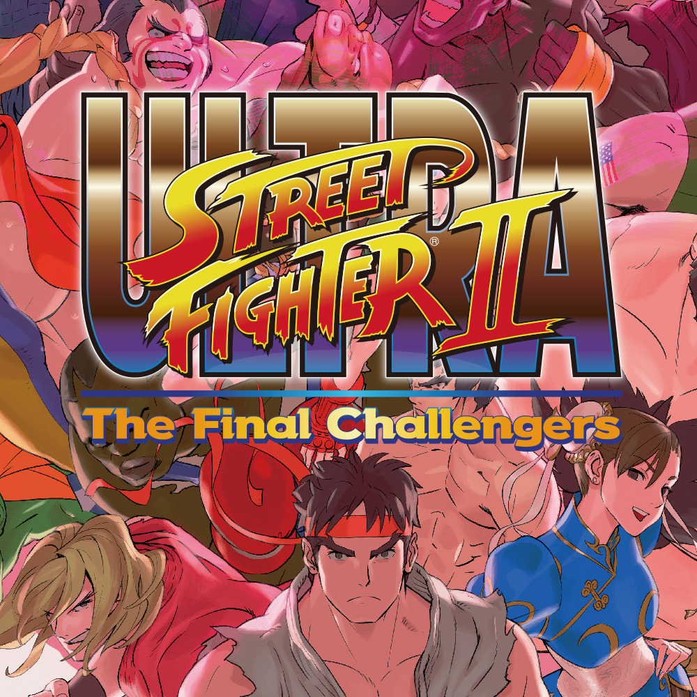 Ultra Street Fighter Ii The Final Challengers Nintendo