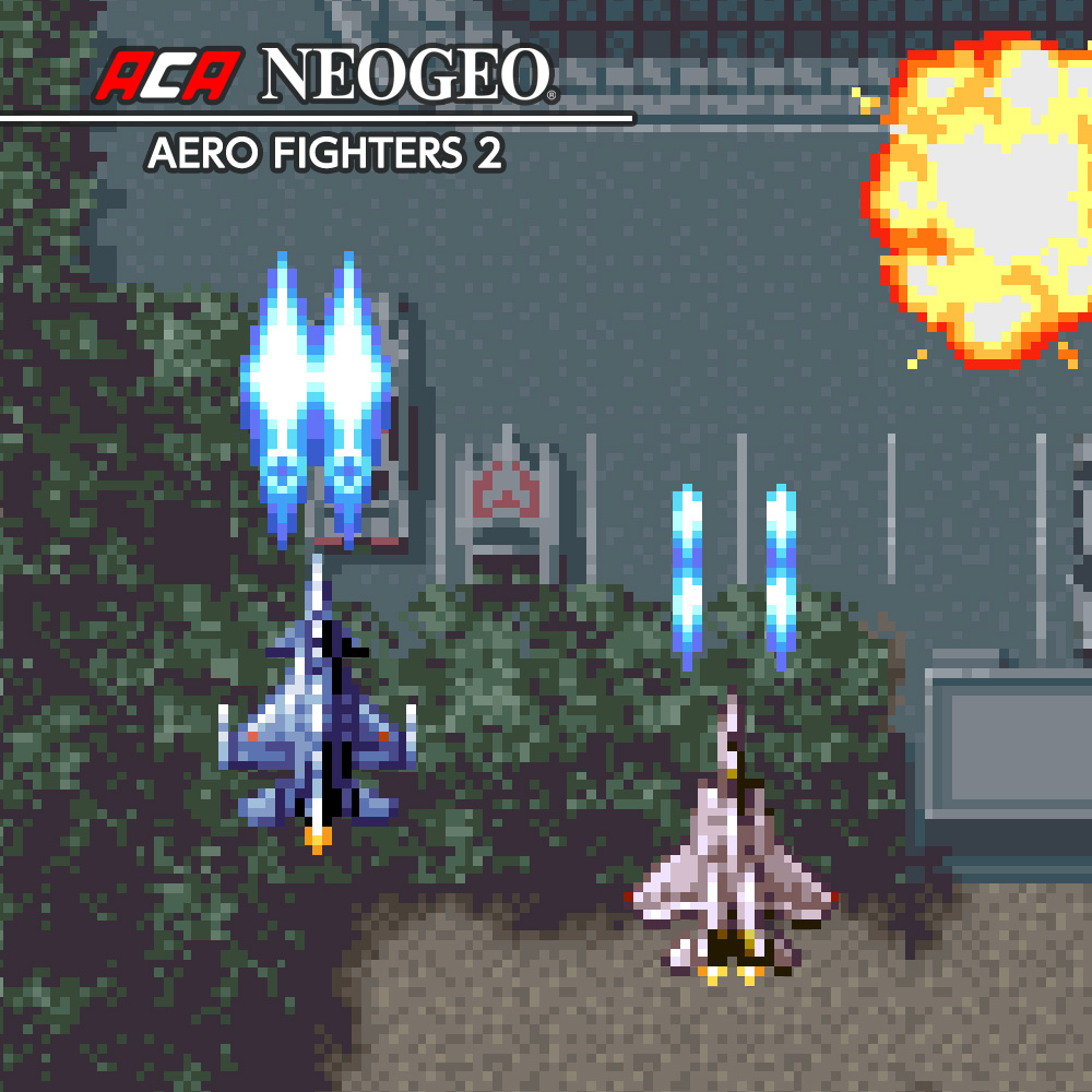 ACA NEOGEO AERO FIGHTERS 2 - Nintendo Switch download ...