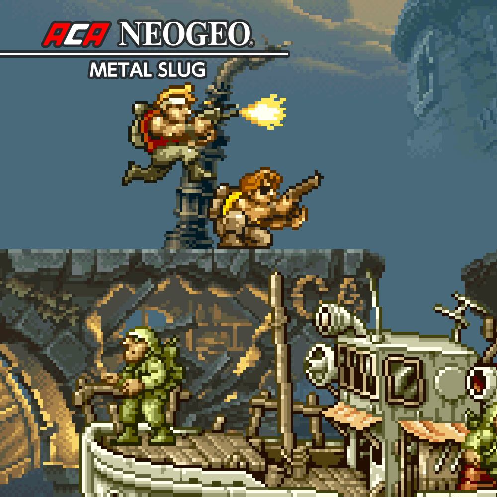 ACA NEOGEO METAL SLUG | Nintendo Switch download software ...