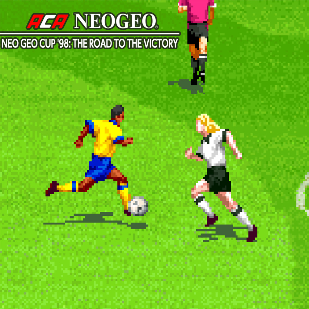 ACA NEOGEO NEO GEO CUP '98: THE ROAD TO THE VICTORY