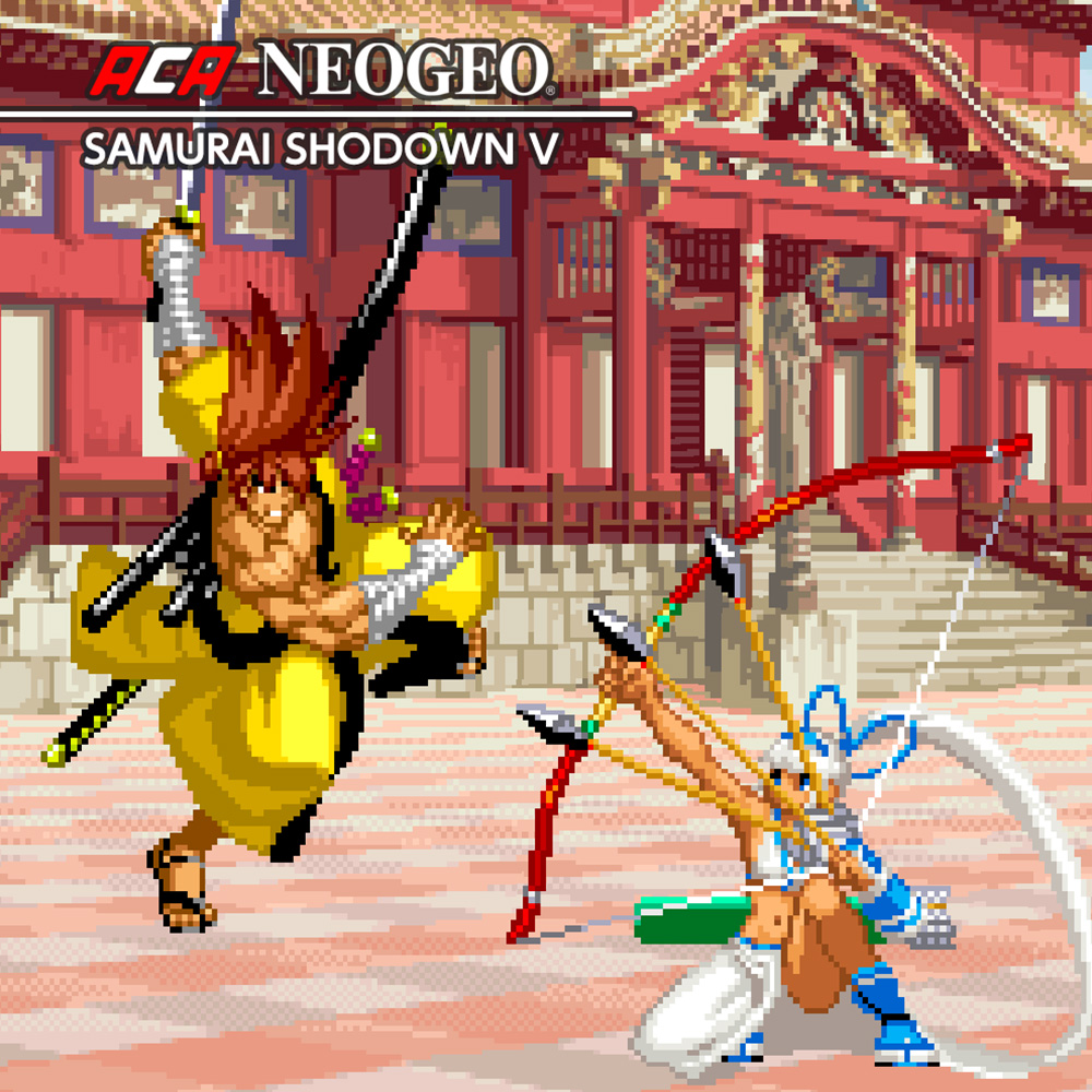 ACA NEOGEO SAMURAI SHODOWN V - Nintendo Switch download ...