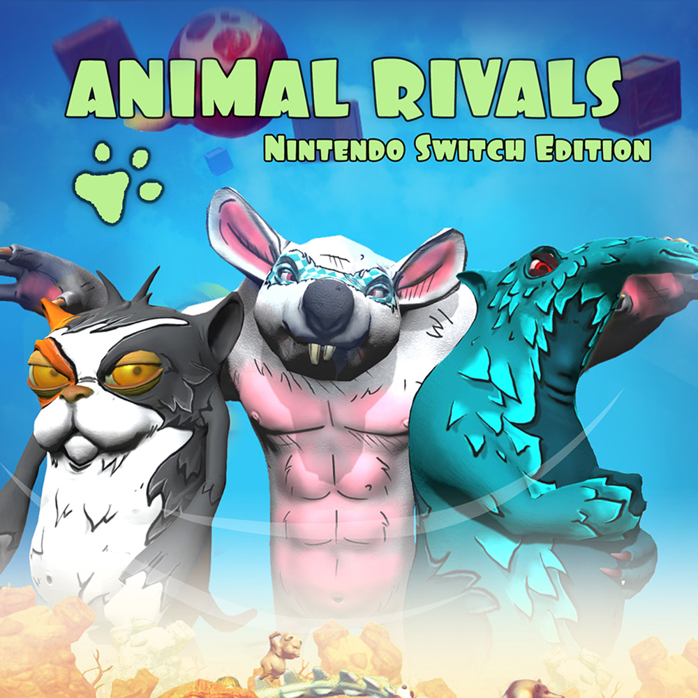 Image of: Sim Animal Rivals Nintendo Switch Edition National Geographic Kids Animal Rivals Nintendo Switch Edition Nintendo Switch Download