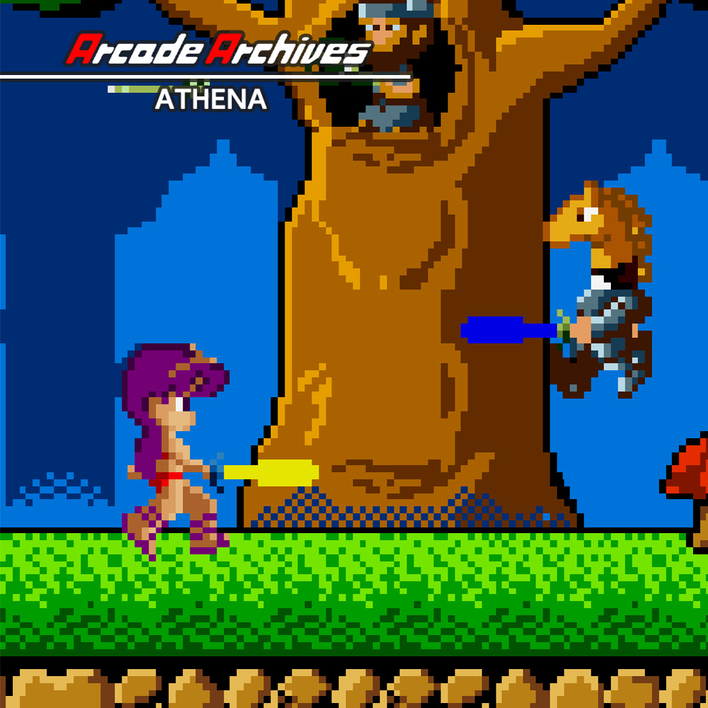 Arcade Archives ATHENA
