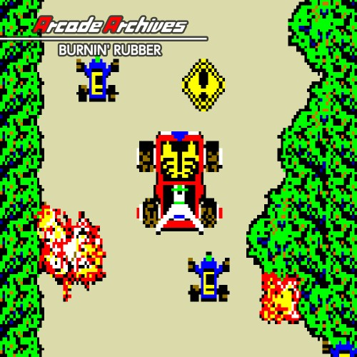 Arcade Archives BURNIN' RUBBER