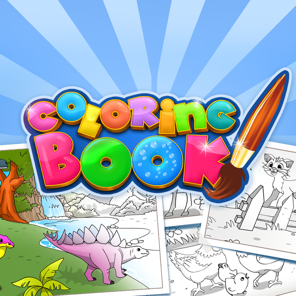 Coloring Book | Nintendo Switch download software | Games | Nintendo