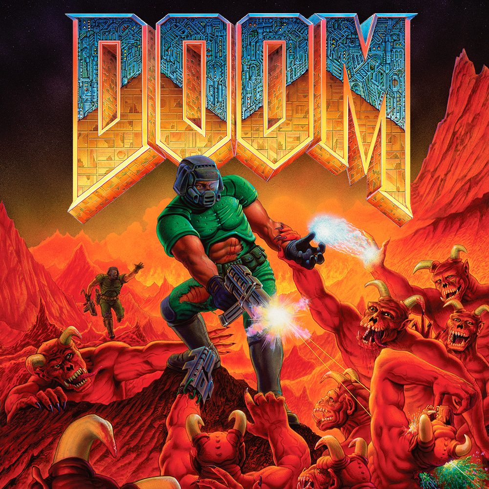 Demon Days: Classic Doom trilogy drops on nearly everything today