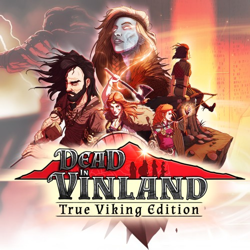 Dead in Vinland - True Viking edition