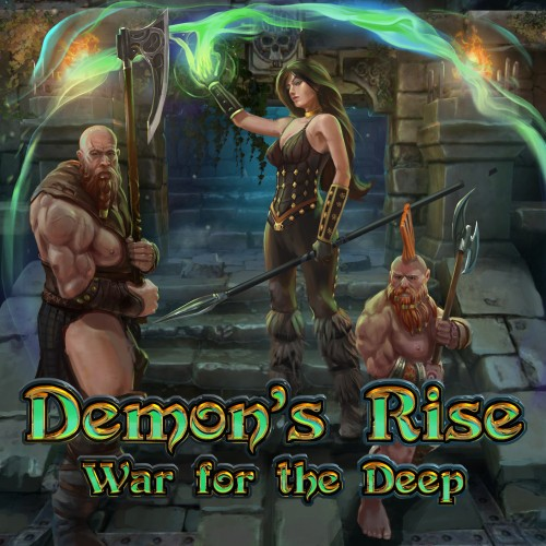 Demon's Rise - War for the Deep