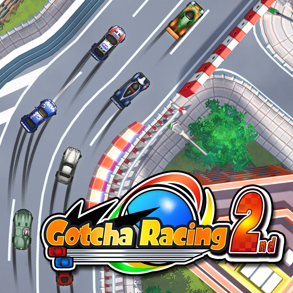 gotcha racing 2nd nintendo switch download software games nintendo. Black Bedroom Furniture Sets. Home Design Ideas