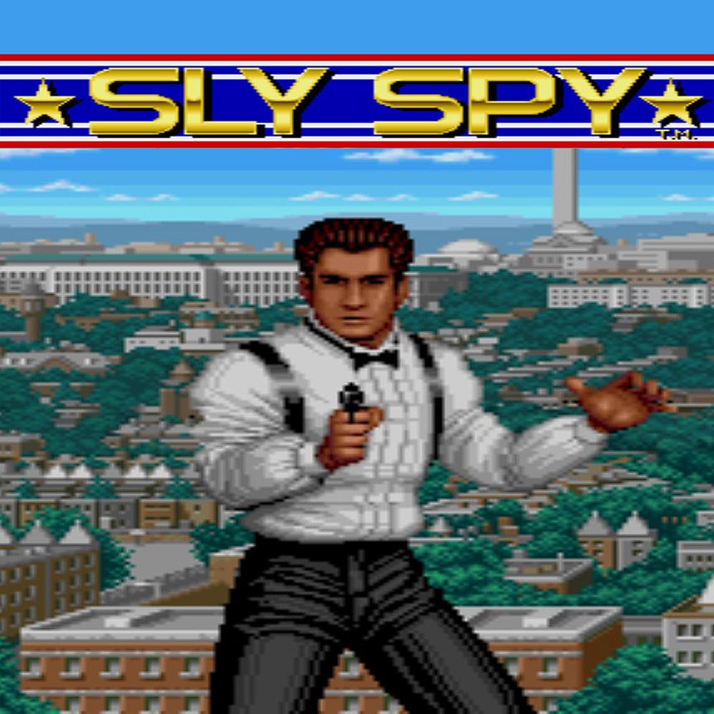 johnny turbo u0026 39 s arcade  sly spy