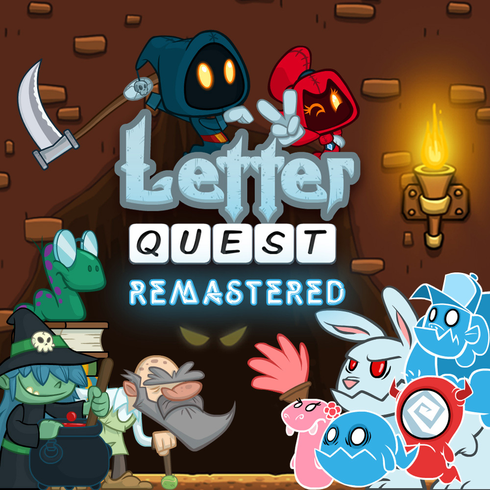 Letter Quest Remastered