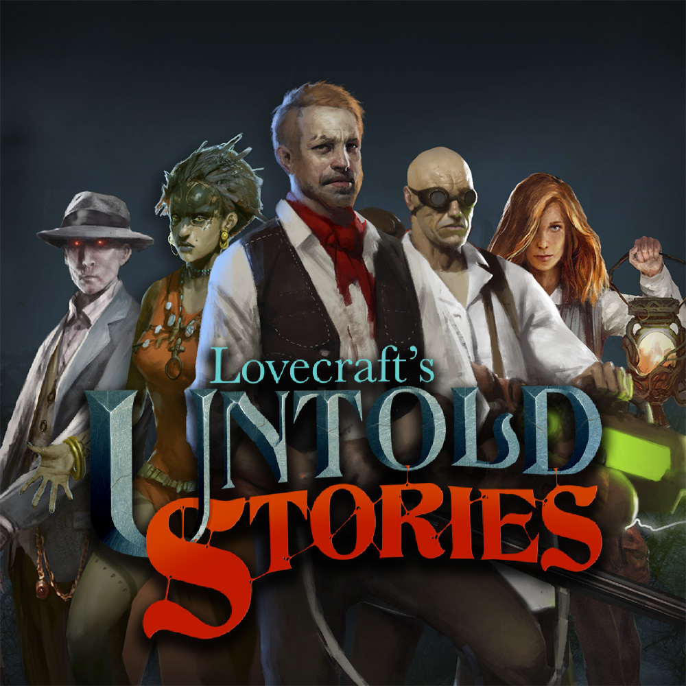 Lovecraft´s Untold Stories