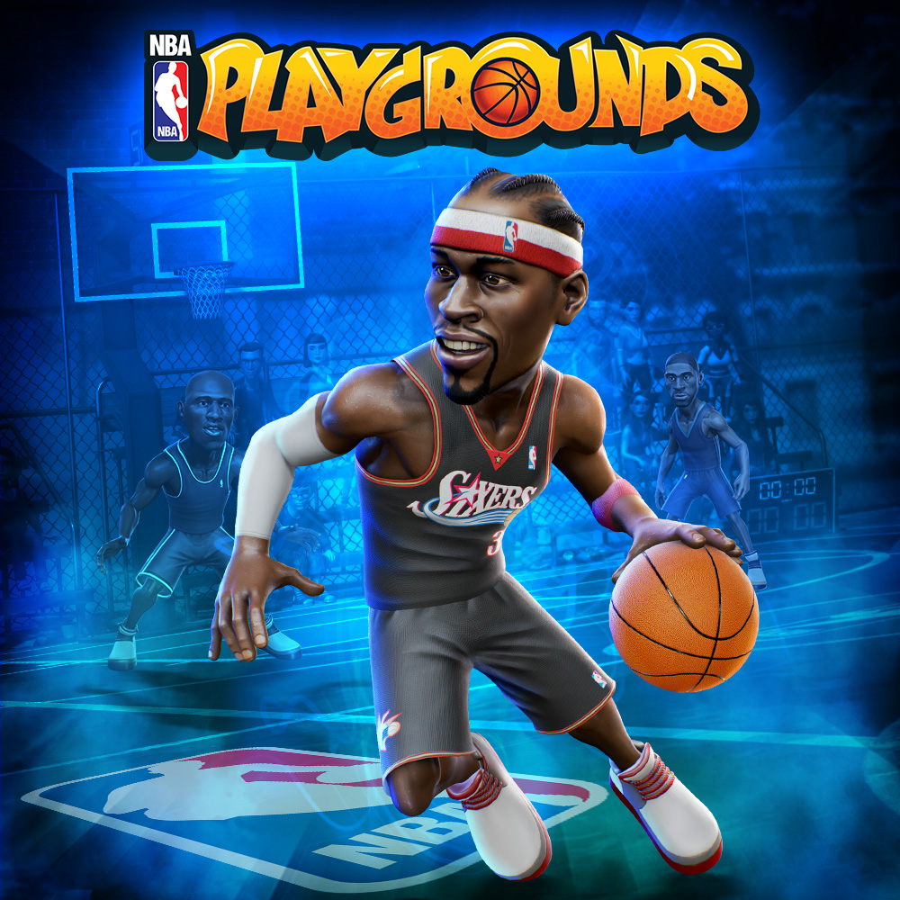 NBA Playgrounds - Enhanced Edition