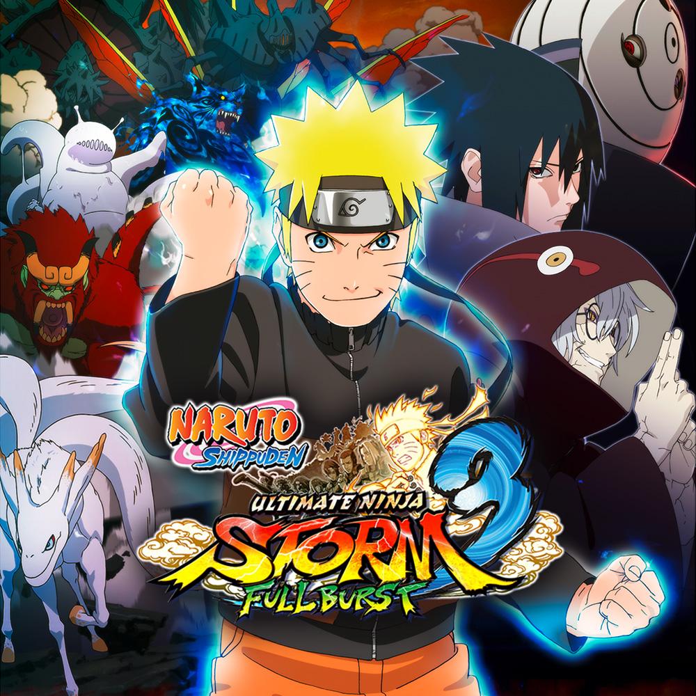 Naruto Shippuden Manga Download: NARUTO SHIPPUDEN: Ultimate Ninja STORM 3 Full Burst HD
