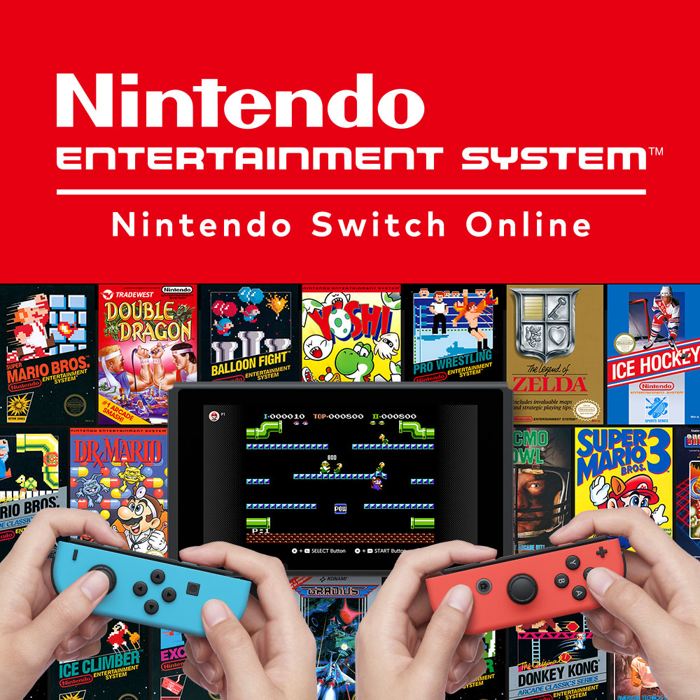 Nintendo Entertainment System – Nintendo Switch Online