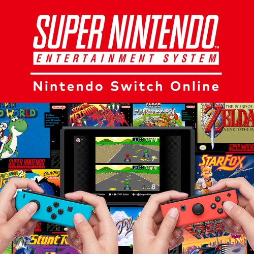 Super Nintendo Entertainment System - Nintendo Switch Online