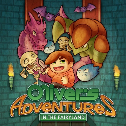 Oliver's Adventures in the Fairyland