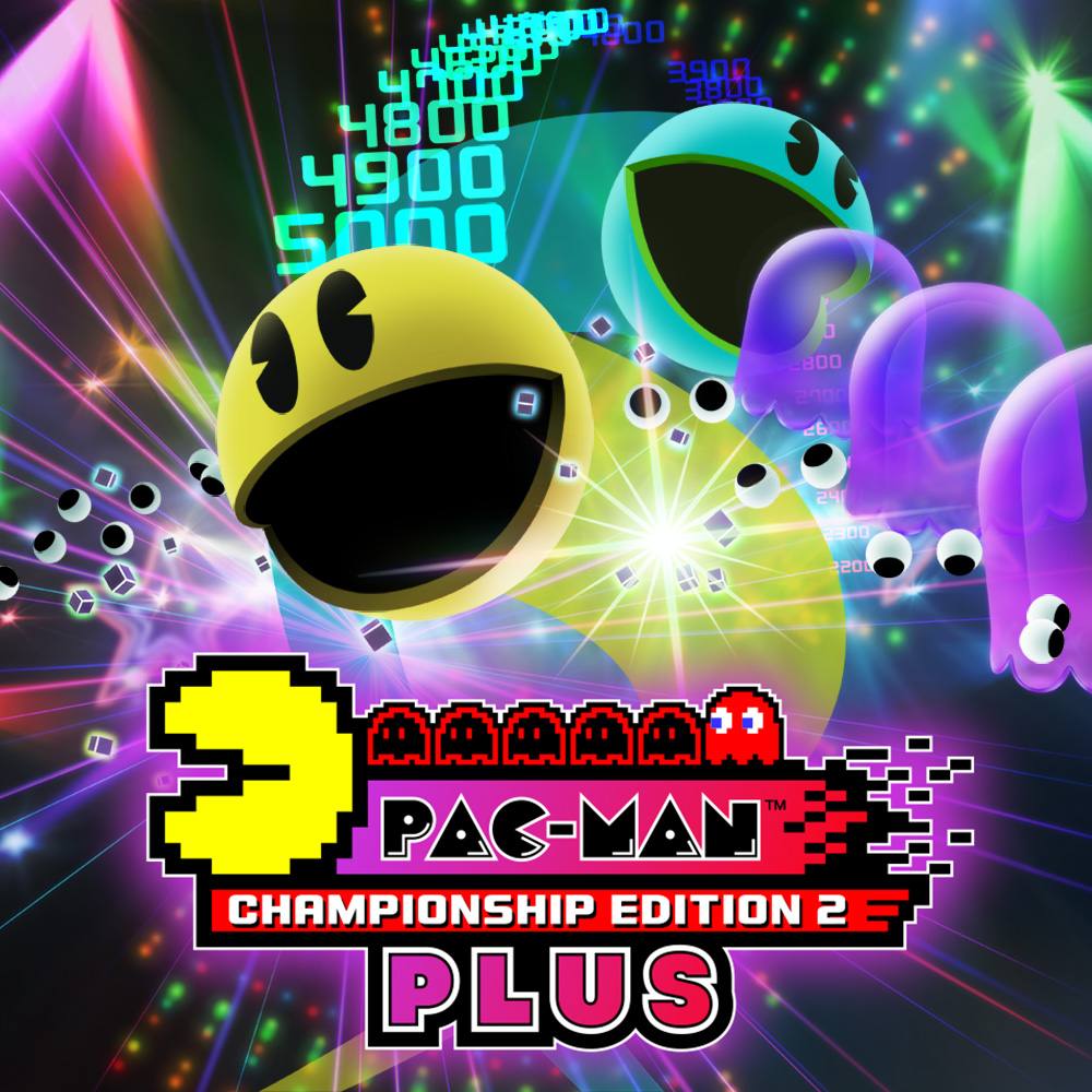 PAC-MAN™ Championship Edition 2 PLUS