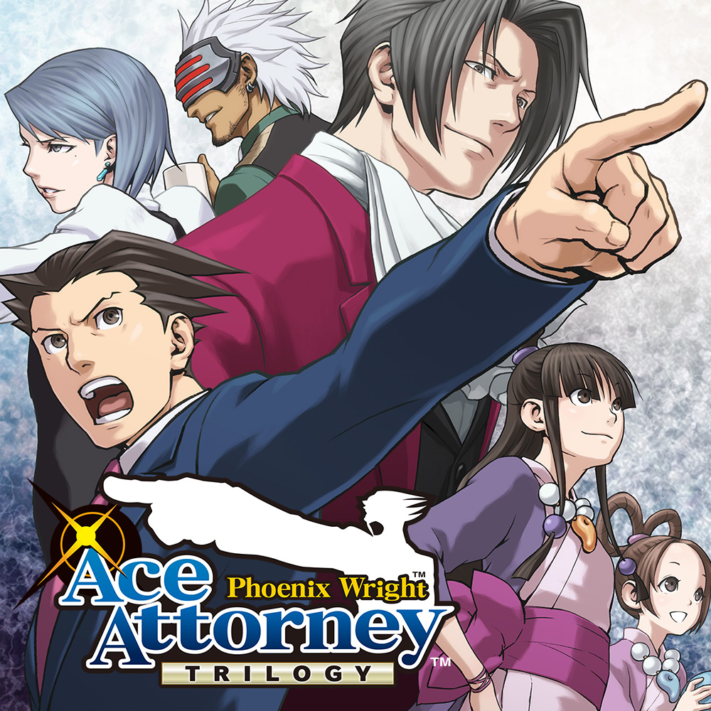 Phoenix Wright: Ace Attorney Trilogy Review - Capsule