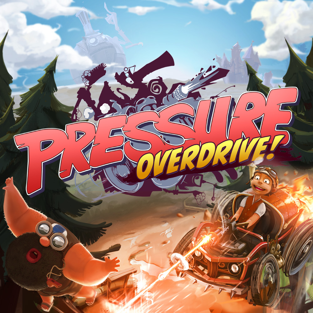 Overdrive Spiel