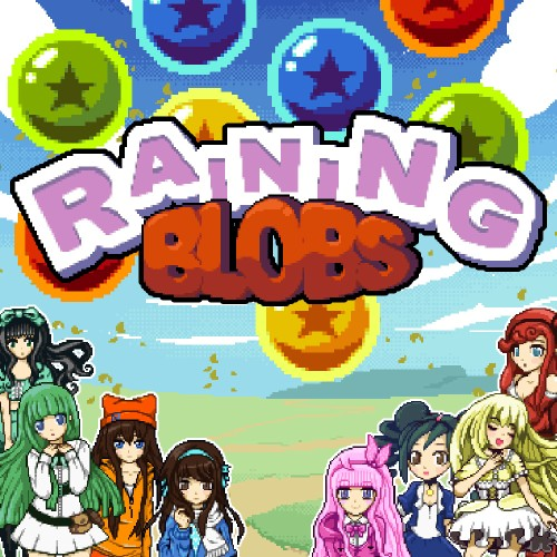 Raining Blobs