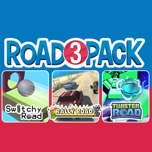 Road 3 Pack