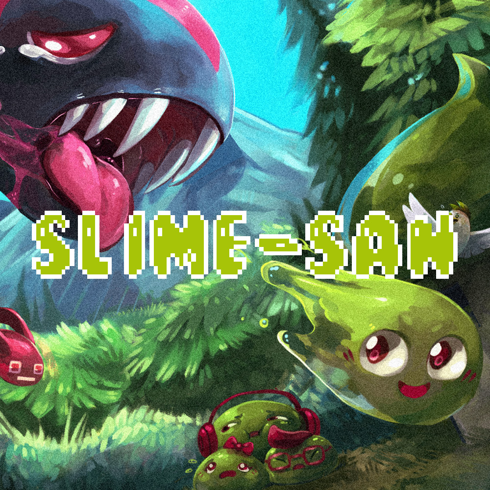 Slime-san | Nintendo Switch download software | Games | Nintendo