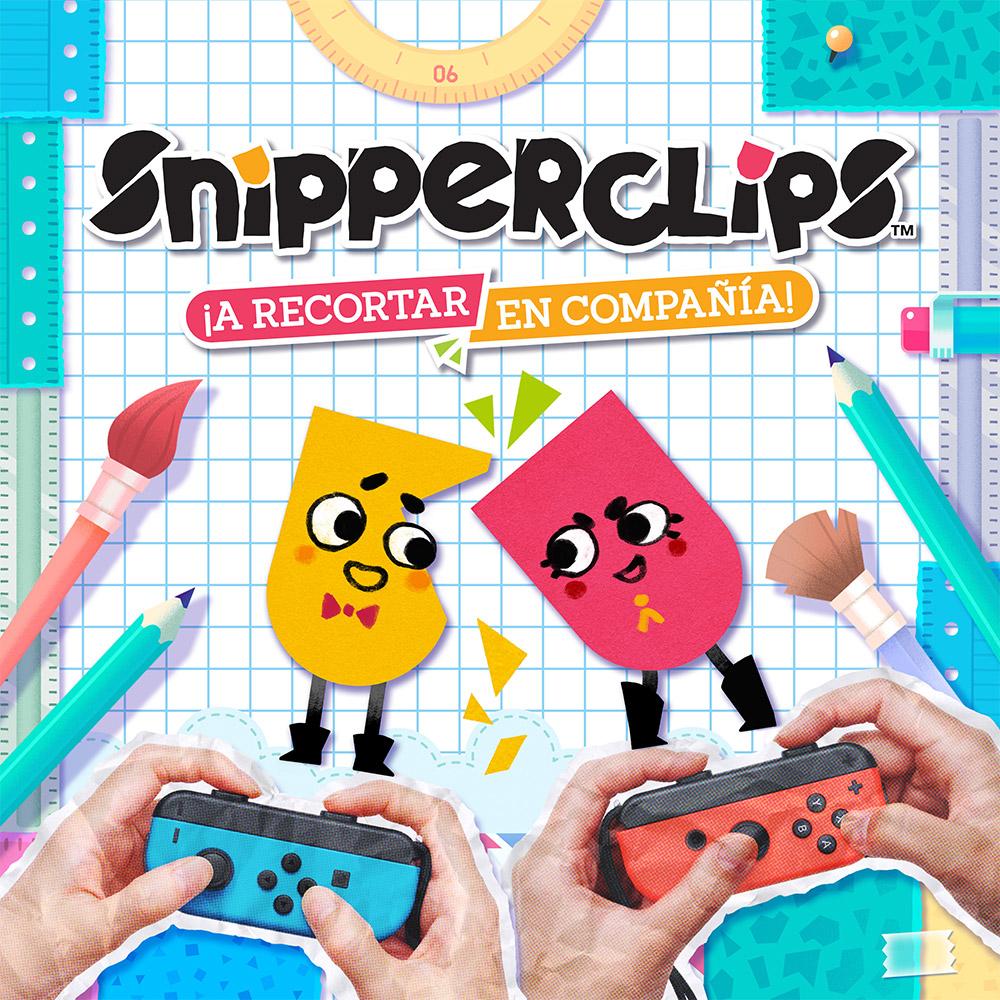 Snipperclips A Recortar En Compania Programas Descargables