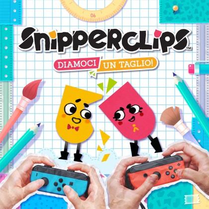 Snipperclips – Diamoci un taglio!