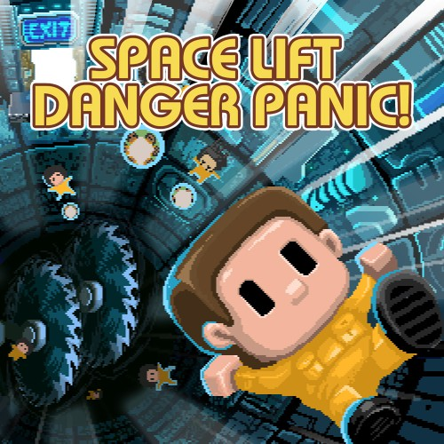 Space Lift Danger Panic!