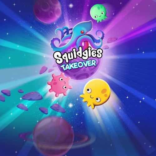 Squidgies Takeover