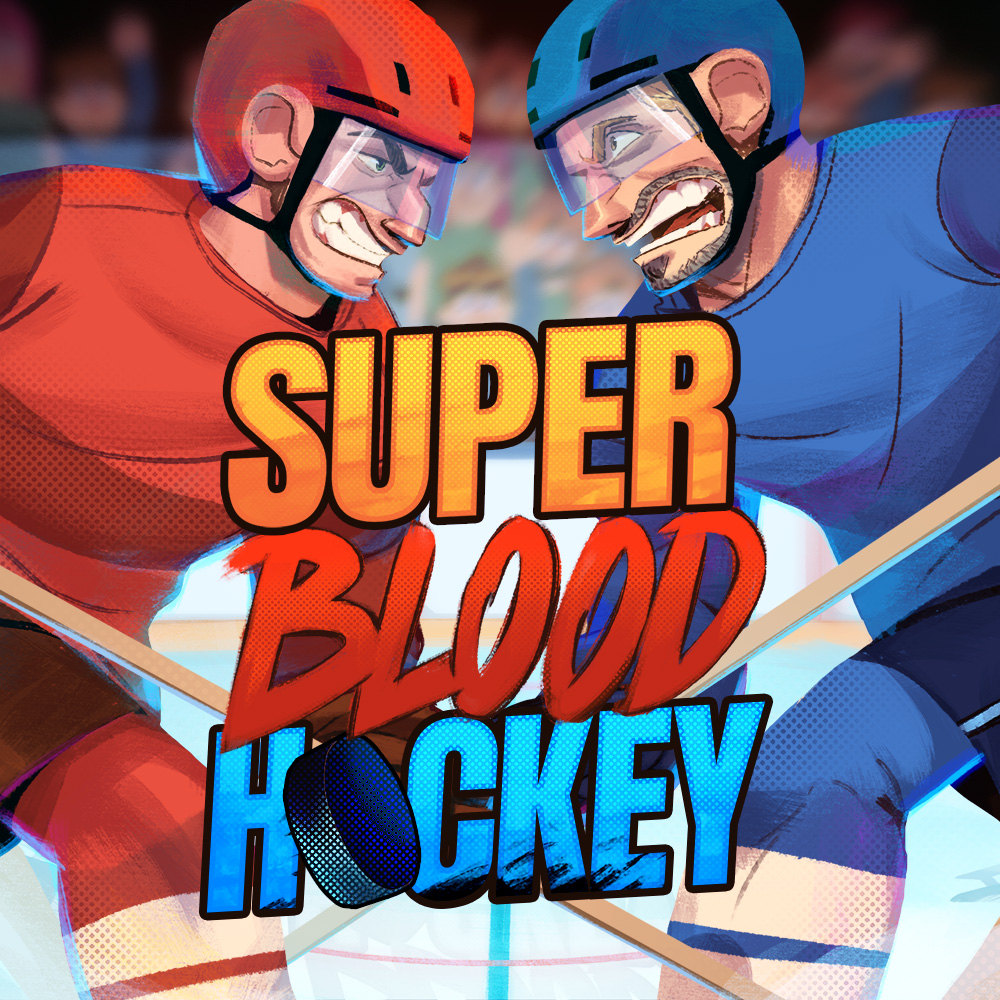 Super Blood Hockey Nintendo Switch Download Software Games