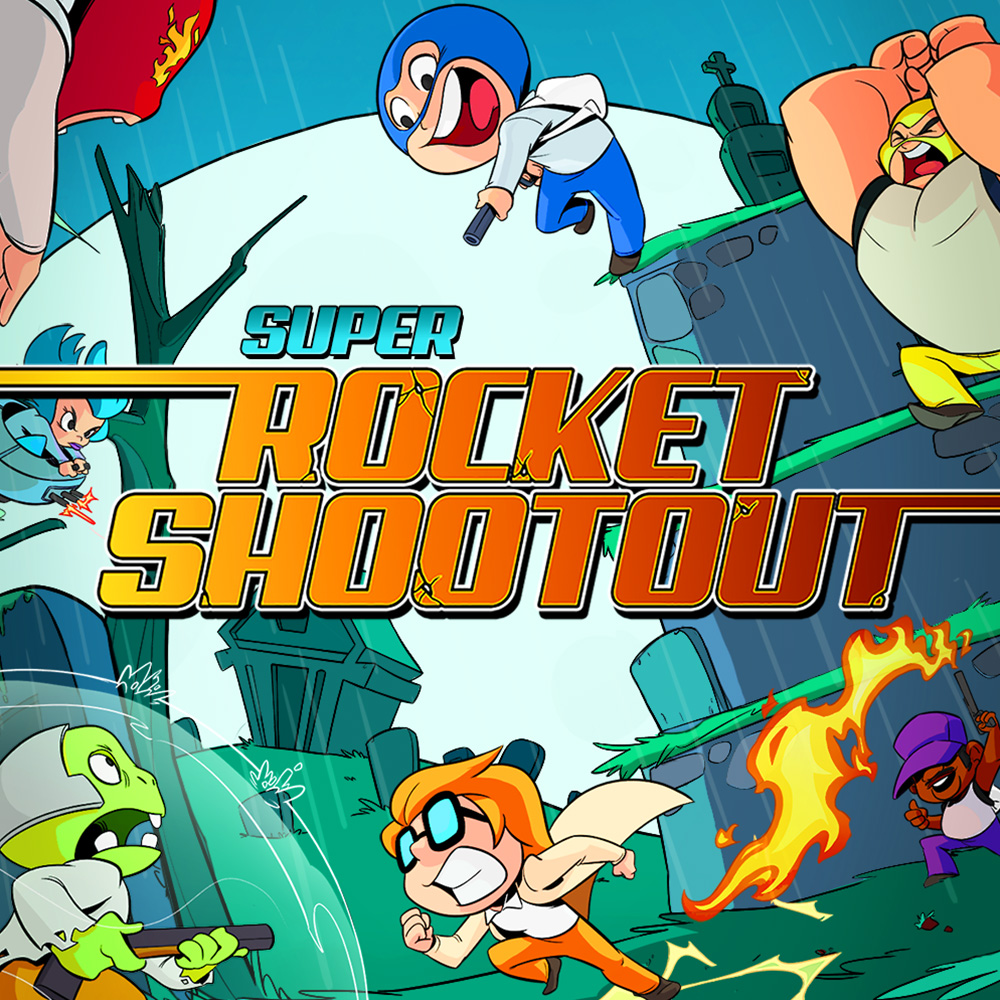 Super Rocket Shootout