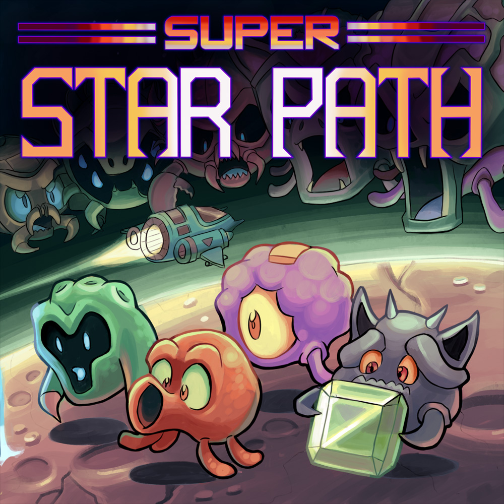 Super Star Path