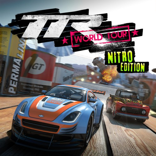 Table Top Racing : World Tour - Édition Nitro