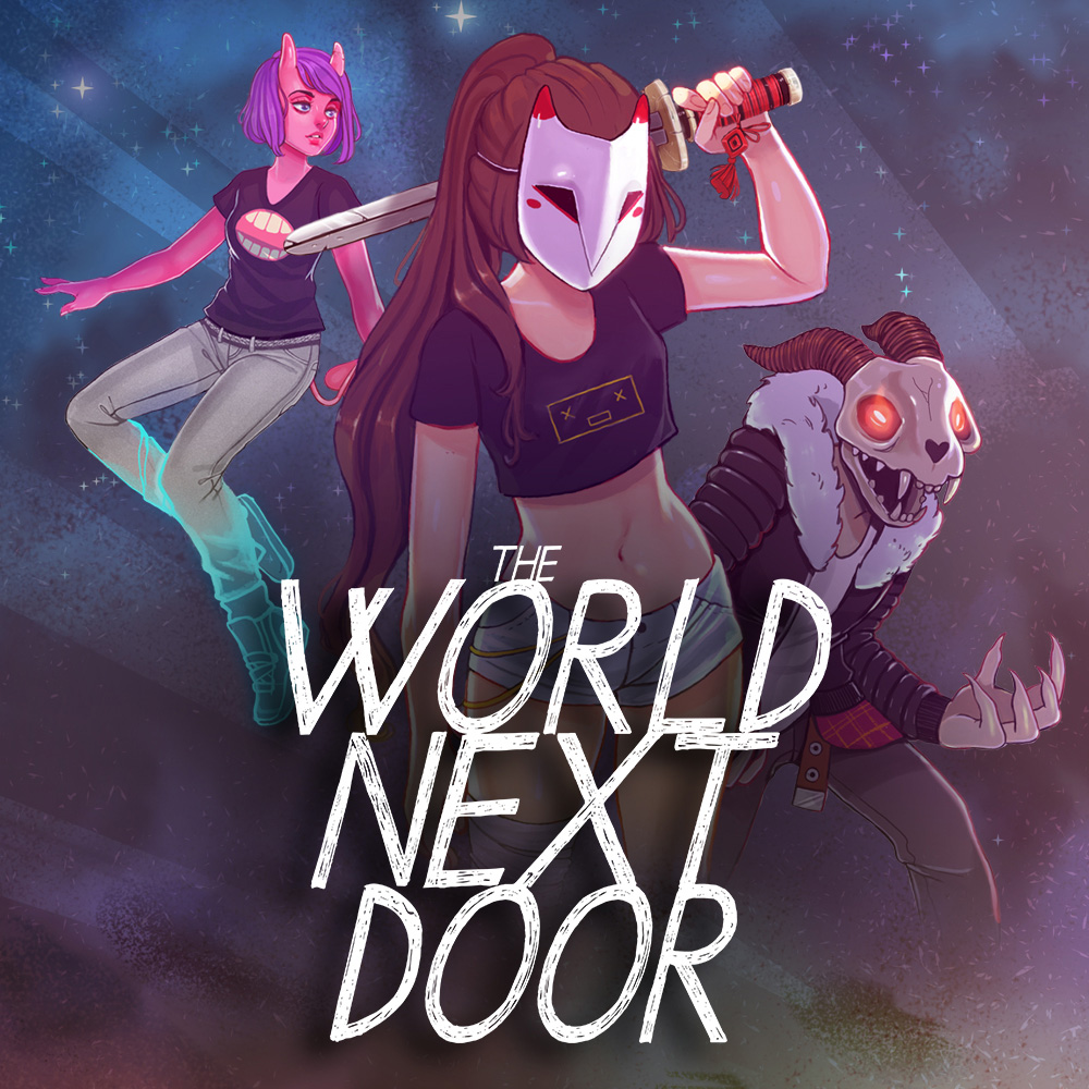 The World Next Door