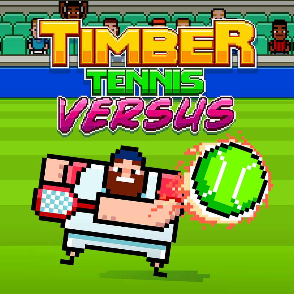 5d4aad7ef093 Timber Tennis  Versus   Загружаемые программы Nintendo Switch   Игры ...