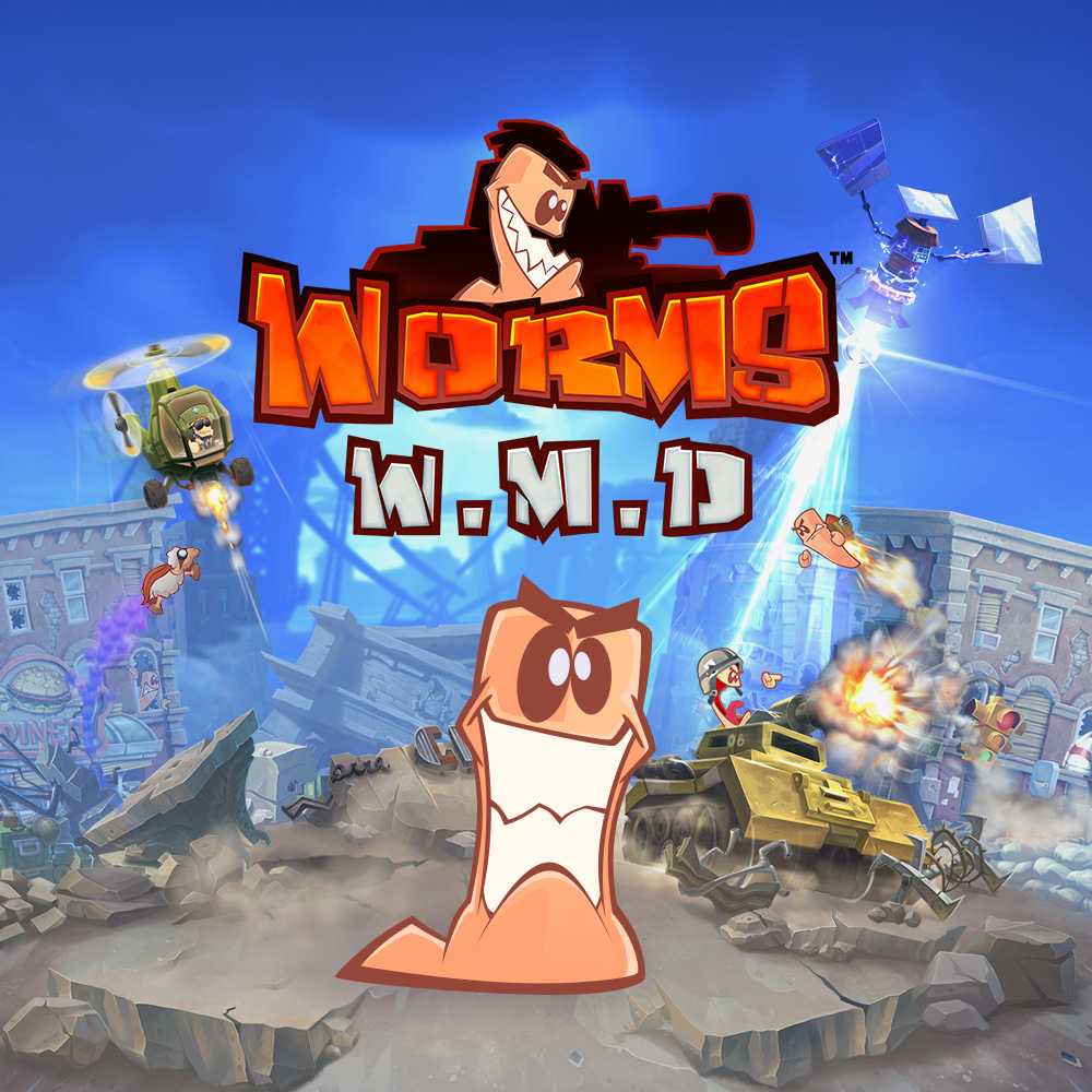 Worms W M D Nintendo Switch Download Software Games