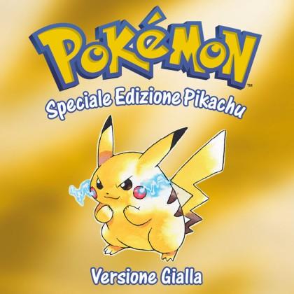 Pokémon Versione Gialla: Speciale Edizione Pikachu