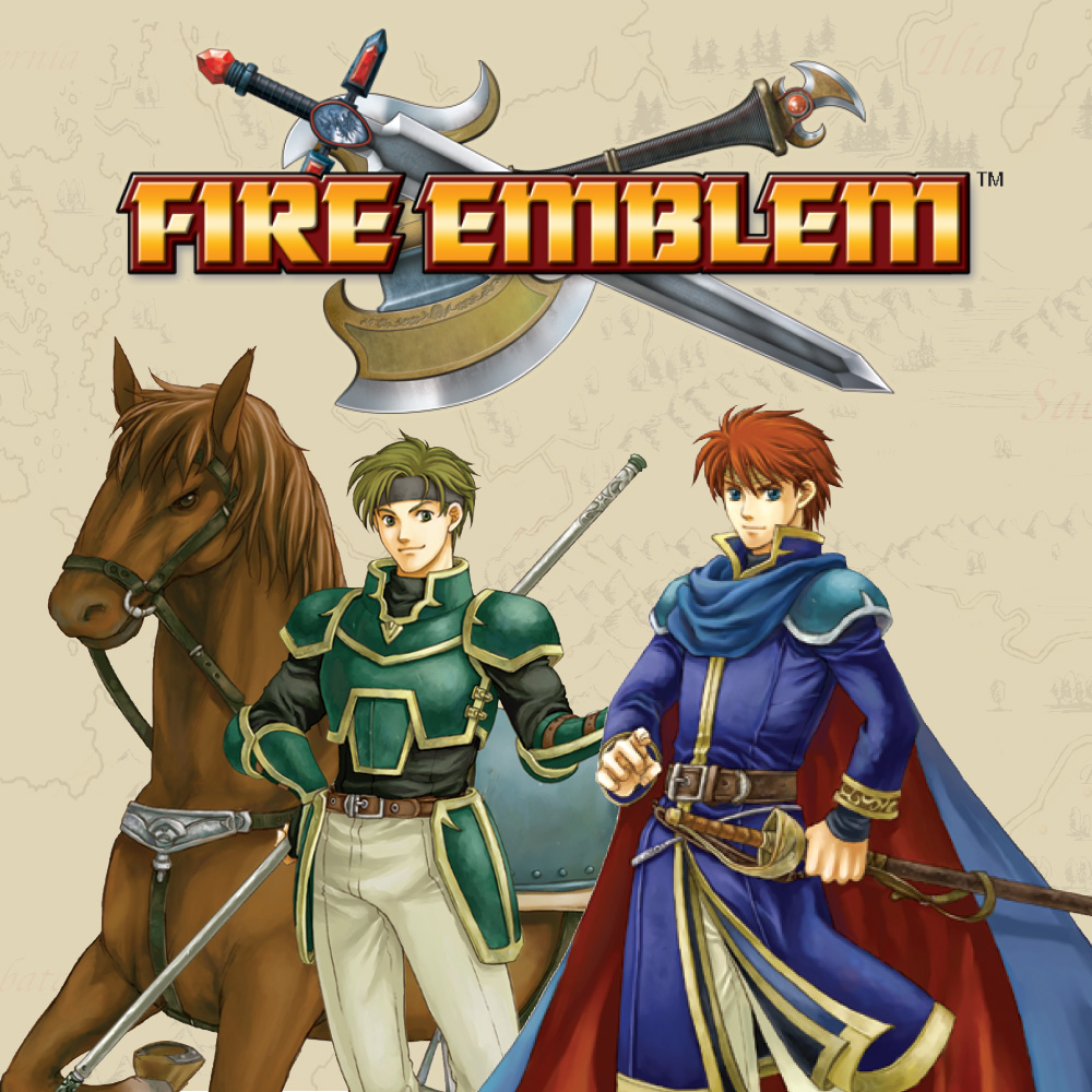 fire emblem 7 characters and how to get them