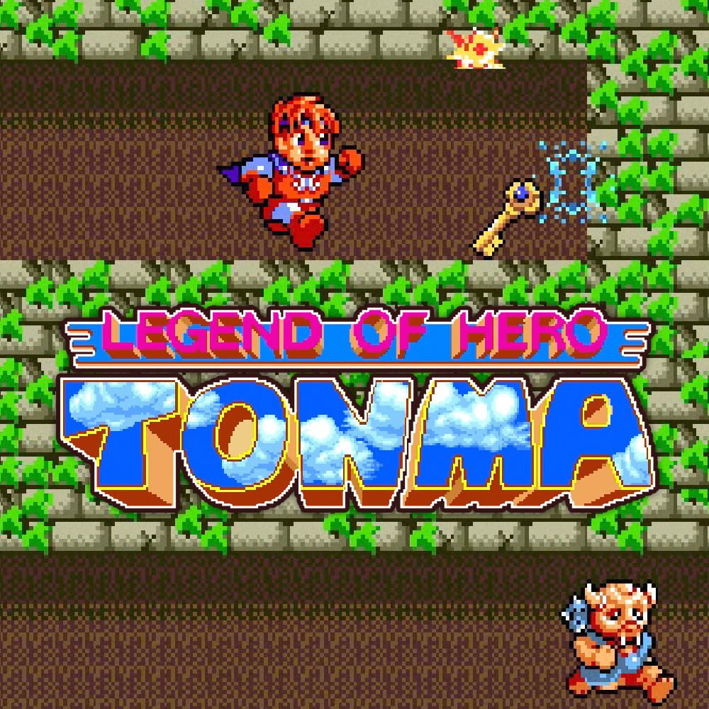Legend of Hero Tonma™