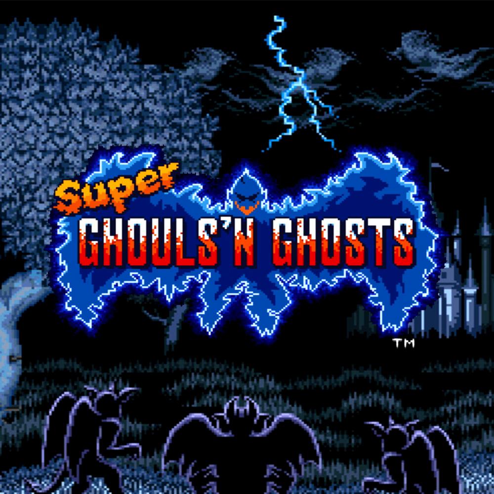 Super Ghouls'n Ghosts™