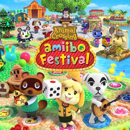 Animal Crossing: amiibo Festival
