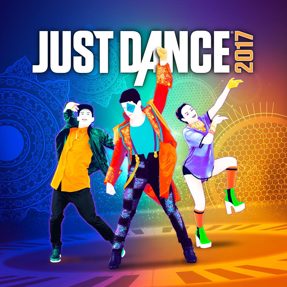 Игра just dance 2017 скачать