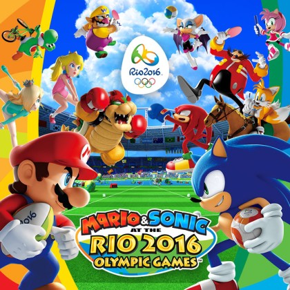 Mario & Sonic at the Rio 2016 Olympic Games™