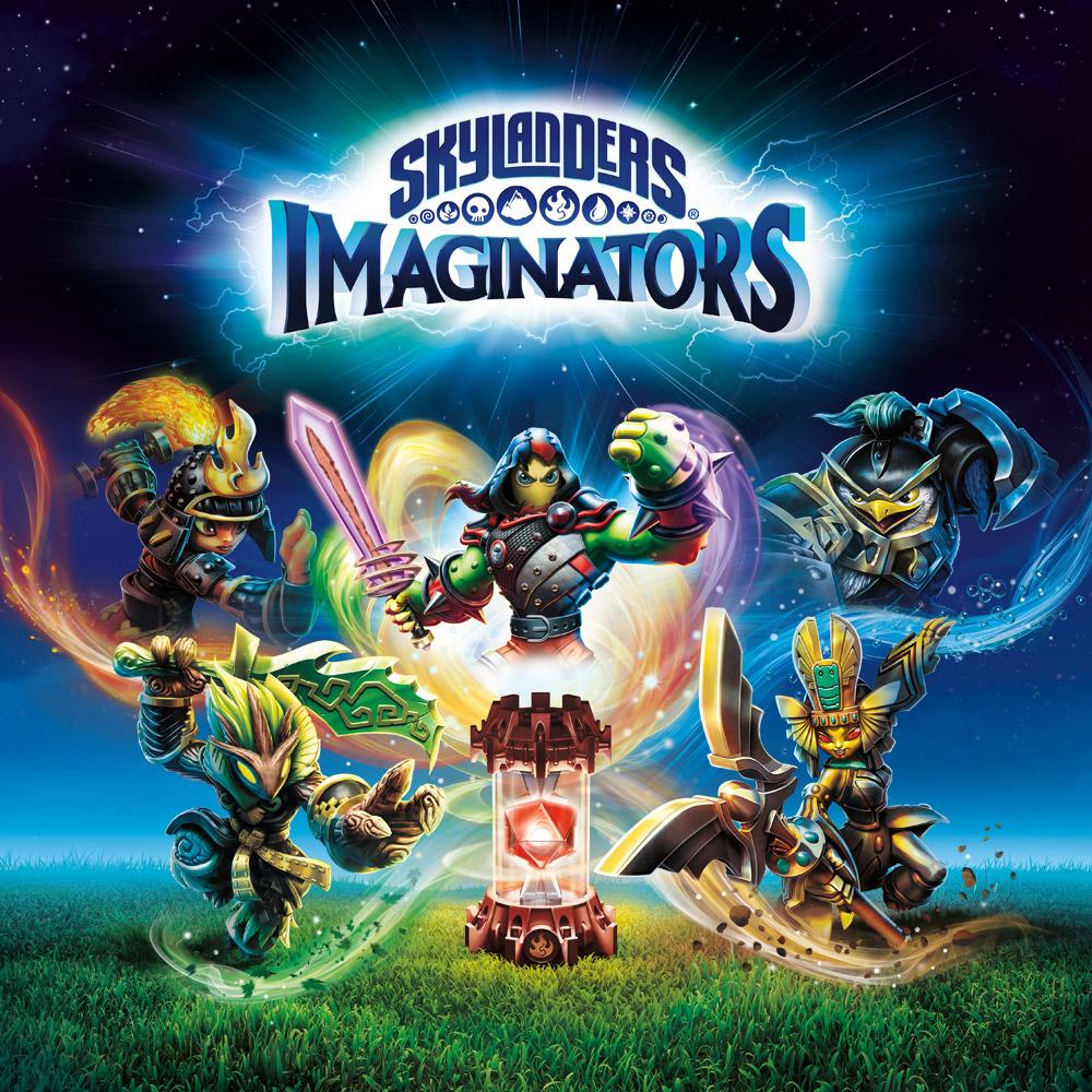 skylanders imaginators wii u games nintendo