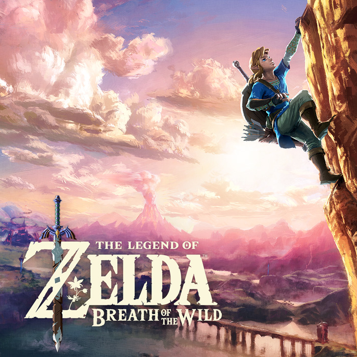 Preparati all'avventura sul sito aggiornato di The Legend of Zelda: Breath of the Wild
